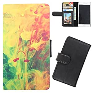 DooDa - For Lenovo P780 PU Leather Designer Fashionable Fancy Flip Case Cover Pouch With Card, ID & Cash Slots And Smooth Inner Velvet With Strong Magnetic Lock