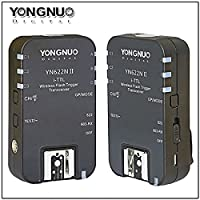 Yongnuo Wireless i-TTL Flash Trigger YN-622N is released now, it's designed for Nikon Cameras and flashes.Using Digital FSK 2.4GHz frequency band with 7 channels, it has three modes, i-TTL, Manual and Multi,and it can fire flashes at 360 degree direc...