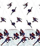 Gardine SPIDERMAN 1 Teil 305B x 165L Kinderzimmer Vorhang