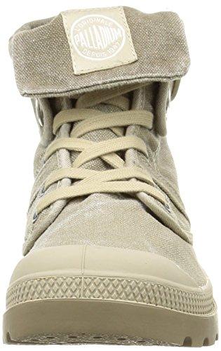 Palladium Baggy F 72666, Chaussures hautes femme Beige (A41/Savane Kaki)