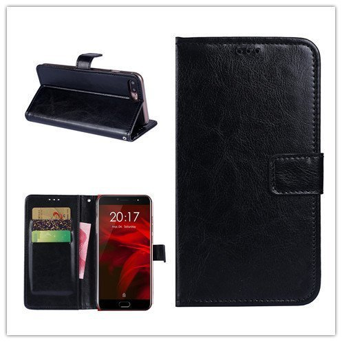 Funda® Flip Brieftasche Hülle für Wiko Tommy 3 Plus(Muster 2)