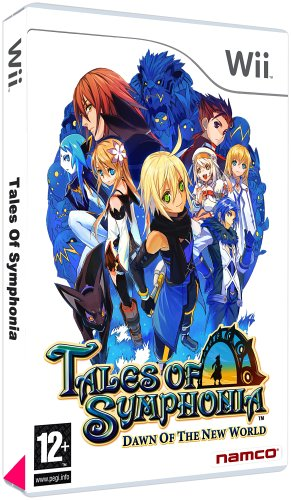 tales of symphonia dawn of the new world monster catching guide
