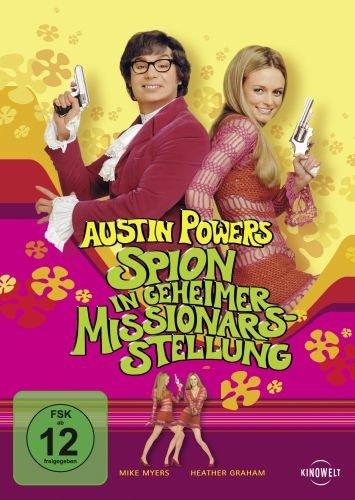 Austin Powers 2 - Spion in geheimer Missionarsstellung [Blu-ray]
