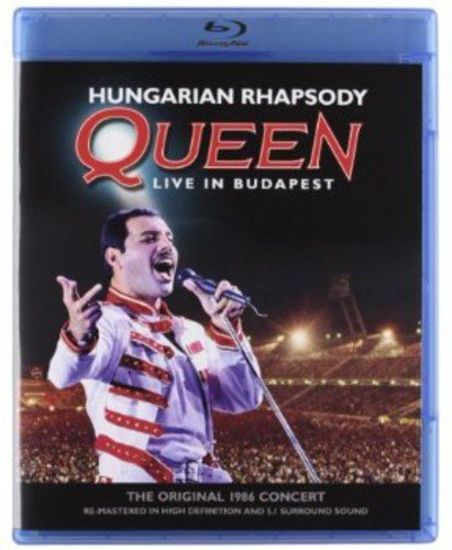Queen - Hungarian Rhapsody: Live In Budapest [Blu-ray]