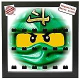 OEM Magnetischer Setzkasten Vitrine Ninjago, kompatibel mit Lego Minifiguren