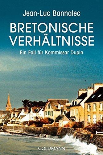 Bretonische Verhaltnisse (German Edition) by Jean-Luc Bannalec (2013-01-12)
