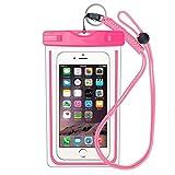 Wasserdichte Phone Cases IPX8 Universale Dry Bag für Handy bis zu 6