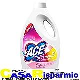 ACE Flüssigkeit Waschmaschine 20Wäschen Bunte Hygiene