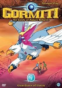 Gormiti Season 1 Volume 3 - Guardians Of Gorm [DVD]