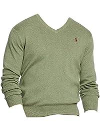 Amazon.fr   Ralph Lauren - Pulls, Gilets   Sweat-shirts   Homme ... 0d635d9ac97