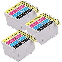 PerfectPrint - Cartucho de tinta (12 unidades)