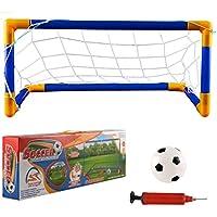 Portería de fútbol infantil, ct de Tribe 63cm Fußball Miniportería de fútbol de Juego para niños