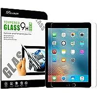 iPad Mini 1/2/3 Pellicola Protettiva - DEENOR temperato vetro dello schermo della pellicola della protezione per iPad Mini 1/2/3 con [2.5D rotonda bordo] [9H Durezza] [Trasparente] [Ultra Clear] [Antigraffio] per Apple iPad Mini 1 iPad Mini 2 iPad Mini 3.