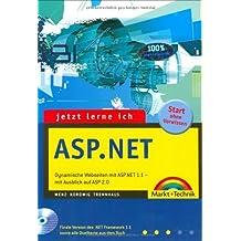 Jetzt lerne ich ASP.NET by Christian Wenz (2004-09-01)