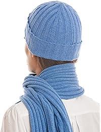 DALLE PIANE CASHMERE - Sciarpa e cappello in misto cashmere - Uomo Donna 48005698089b