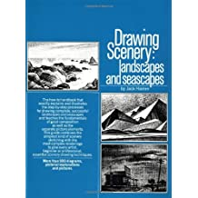 Drawing Scenery: Landscapes and Seascapes by Jack Hamm (1988-09-22)