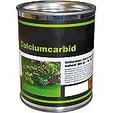 Karbid 0,5 kg bewährtes & ergiebiges Calciumkarbid in großen Stücken mit Langzeitwirkung