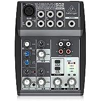 Behringer XENYX 502 Mesa mezclas Xenyx Premium