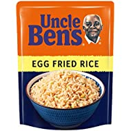 Uncle Ben's Microwave Egg Fried Rice 250g Pouch