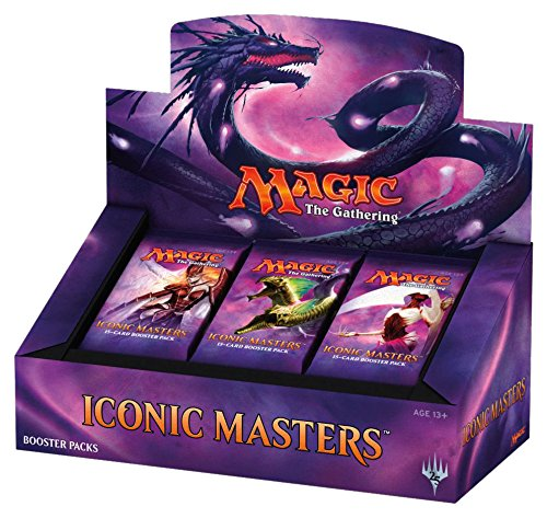 Devir- Magic: el Encuentro Iconic Masters (MGIMA17)