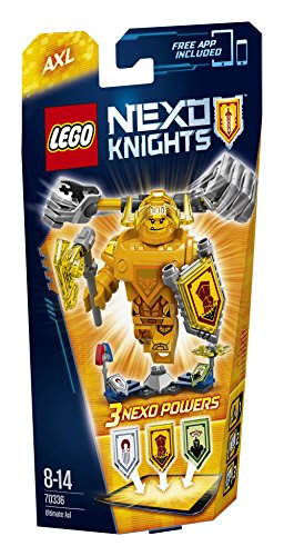 Lego Nexo Knights - Axl Ultimate 6136996