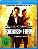 Badges of Fury - Two Cops - One Killer - No Limits [Blu-ray] hier kaufen