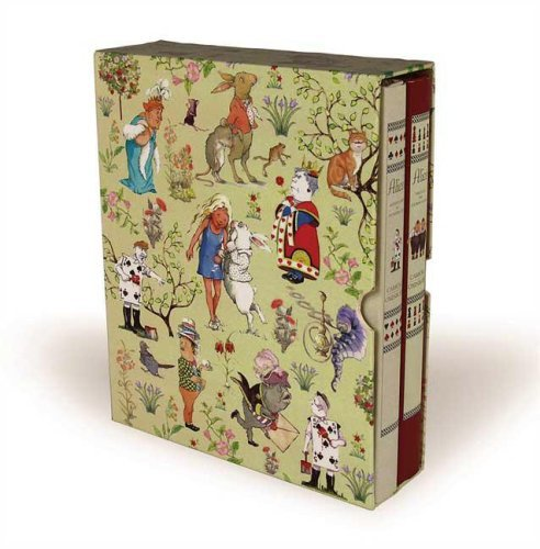 The Complete Alice: Slipcased Gift Set by Lewis Carroll (2007-09-01)