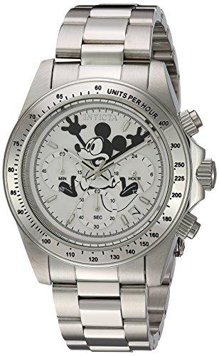 Invicta 22863 Disney Limited Edition - Mickey Mouse Orologio da Unisex acciaio inossidabile Quarzo quadrante bianca