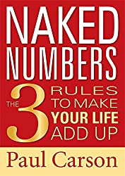 Naked Numbers  The Three Rules to Make Your Life Add Up