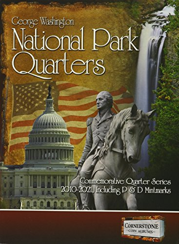 George Washington National Park Quarters (Cornerstone Coin Albums) -