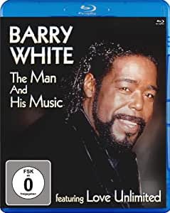 Barry White - The Man And His Music - Blu-ray