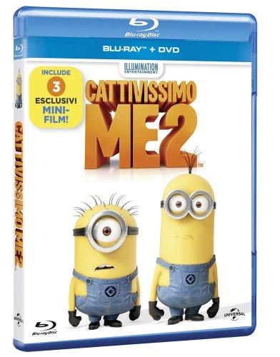 Cattivissimo Me 2 (Blu-Ray + DVD)