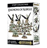 Start Collecting! Daemons of Nurgle Warhammer Age of Sigmar by Games Workshop