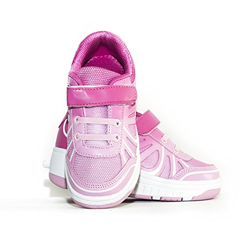 Usay like , Mädchen Sneaker Rosa