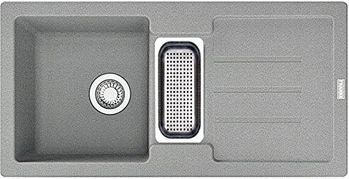 Franke Strata STG 651 86 lavello granito colore grigio pietra