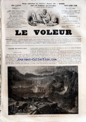 VOLEUR ILLUSTRE (LE) [No 93] du 13/08/1858