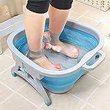 XWG Fuß-Fässer / Fußboden / im Freien Spielraum-Plastikwanne / beweglicher beweglicher Fuß-Bad / faltbarer Fuß-Wanne