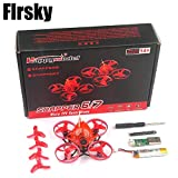 Househome Drohne, Snapper6, Brushless Whoop Racer Drohne BNF 5.8G F3 65mm Micro FPV Quadcopter
