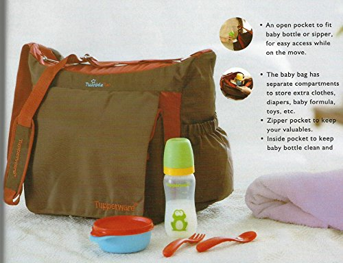 Tupperware Baby on The Move set