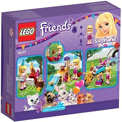 LEGO Friends Party Train with Stephanie and