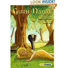 Guru Nanak - The First Sikh Guru, Volume 1 (Sikh Comics)