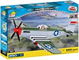 COBI SMALL ARMY WWII - 5513 - NORTH AMERICAN P-51C MUSTANG...