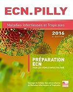 ECN Pilly 2016 - Maladies infectieuses et tropicales de CMIT