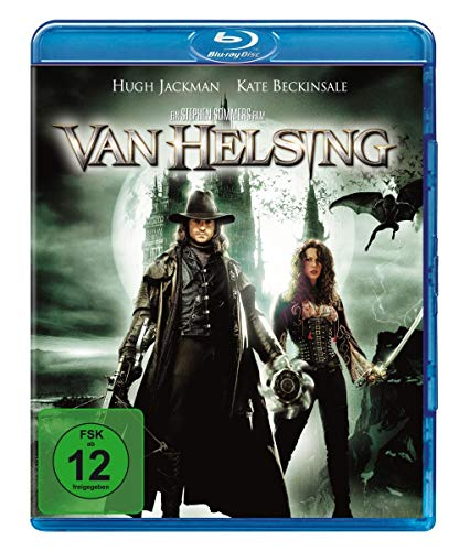 Kostüm Blue Monster - Van Helsing [Blu-ray]