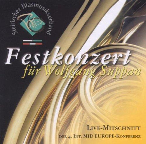 Festkonzert Für Wolfgang Suppan