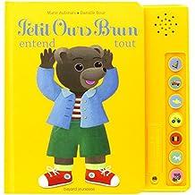 Petit ours brun livres for Petit ours brun a la piscine