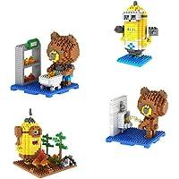 COMBO Geschenk Pack 1100Pixel Blocks Toys Kinder Bricks Craft