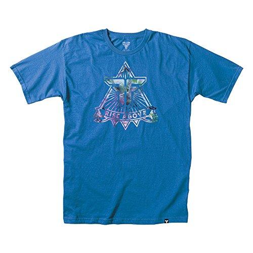 Fallen Herren T Shirt Elevate Turquoise