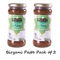 Minute Chef- Ready to Cook Hydrabadi Biryan Paste, 370g Pack of 2