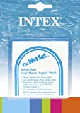 Intex Vinyl Plastic Repair Patches for Inflatable Toys, Pools, Airbeds, Lilos